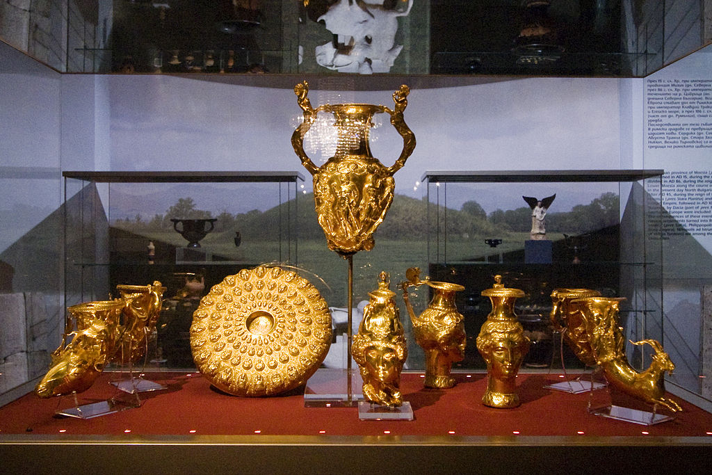 Panagyurishte Gold Treasure