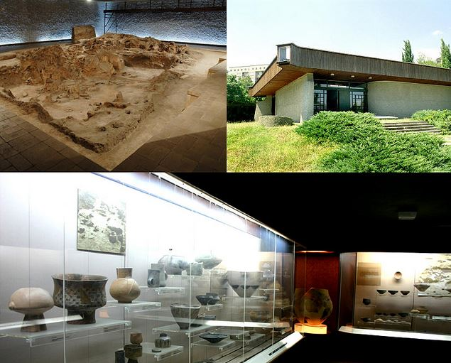 The Neolithic Dwellings Musuem in Bulgaria's Stara Zagora boasts Europe's best preserved Neolithic Dwelling. Photo by Neolithic Dwellings Museum