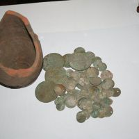 Bulgarian Man Finds Silver Treasure of Western European, Ottoman Coins While Plowing Field