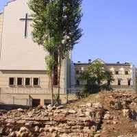 Bulgarian Capital to Restore Archaeology Site of Ancient Serdica's Western Gate, St. Sofia Basilica Mosaics