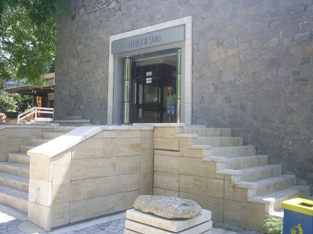 The Sozopol Museum of Archaeology in the Bulgarian Black Sea resort town. Photo: Svik, Wikipedia