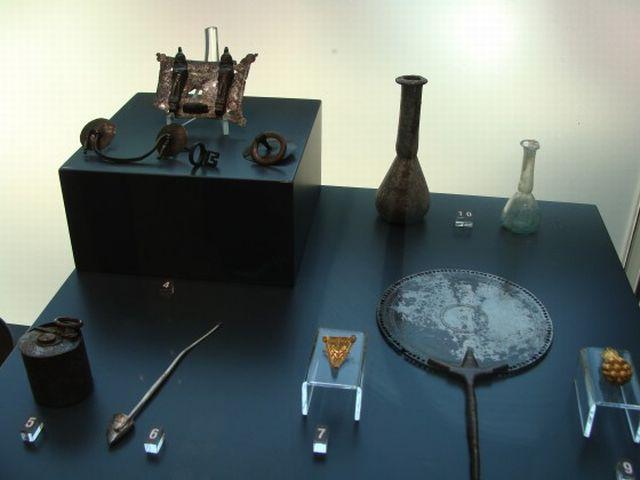 Pamuko Mogila finds
