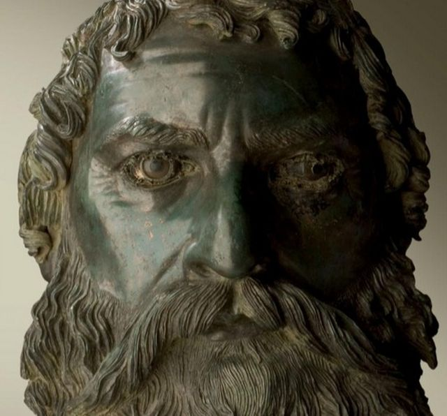 Seuthes III Bronze Head 3